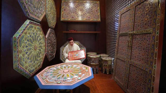Le Maroc à Abu Dhabi 2