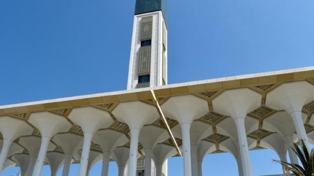 Grande mosquée d'Alger