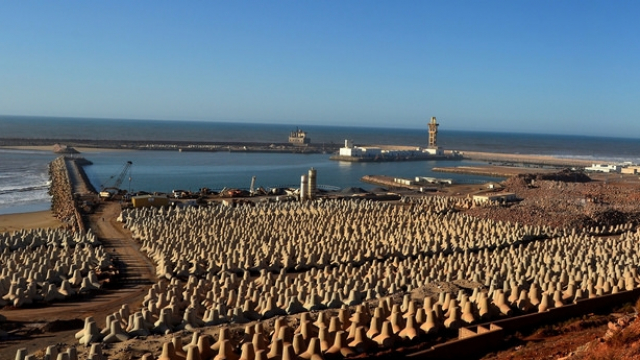 Port de Sidi Ifni
