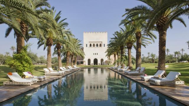 Ksar Bagh Hotel
