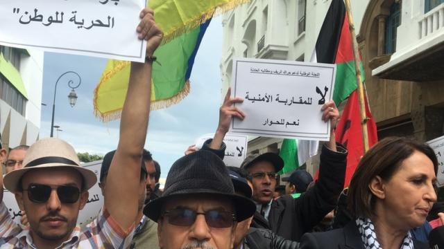 Marcheurs Rabat