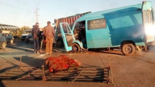 Accident mortel à El Hajeb-2