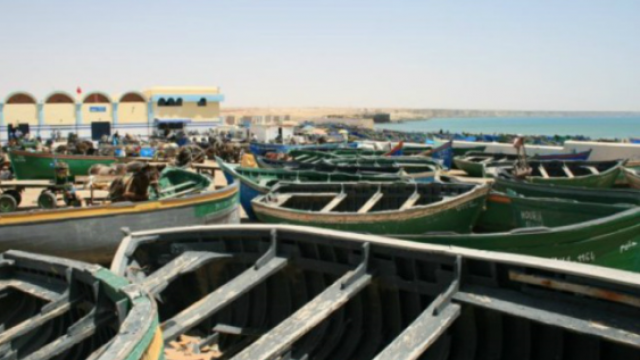 Barques Dakhla