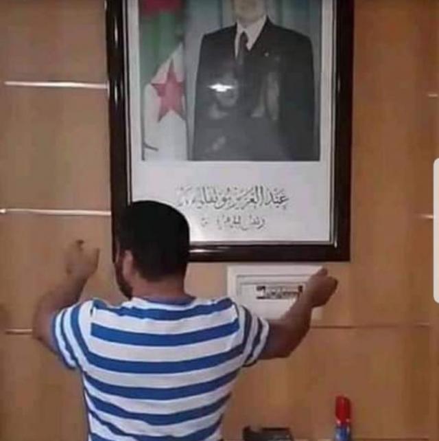Triste fin pour le dictateur Bouteflika