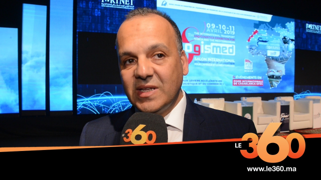 Nabil Lakhdar, directeur général de l'Administration des douanes et impôts indirects