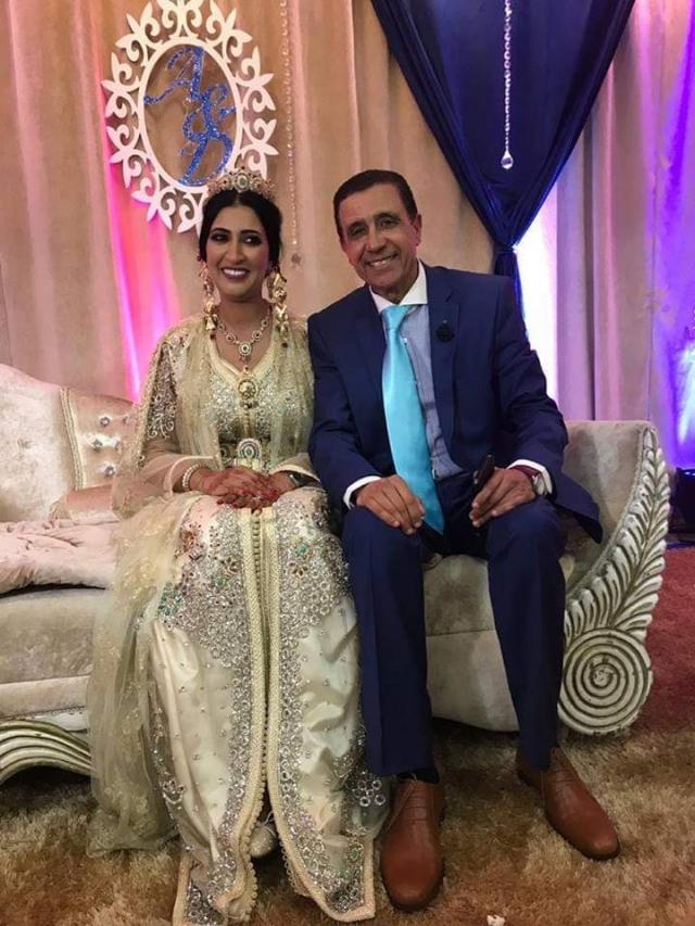 Dounia Boutazout-mariage1