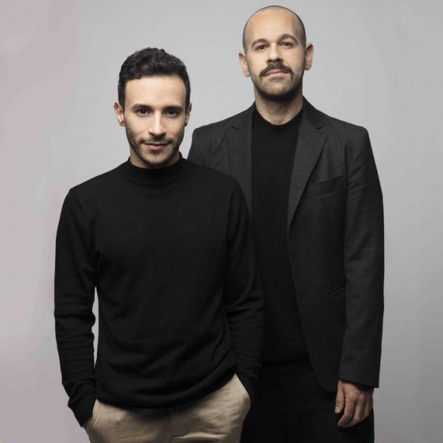 Ahmed Sabry et Daki Marouf