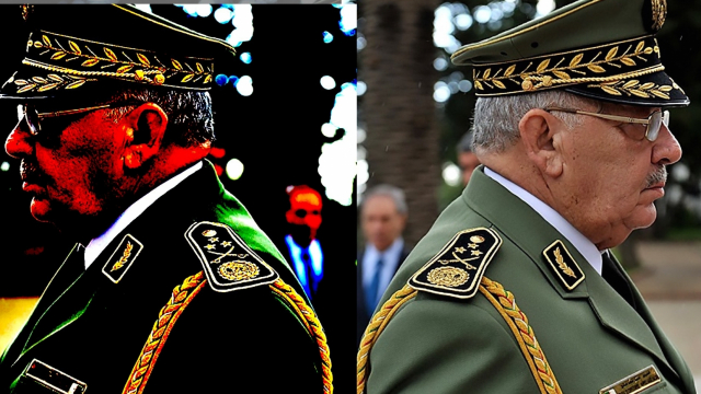Algérie: après ses menaces du mardi, Gaïd Salah tourne encore casaque