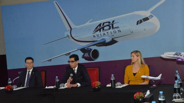 Lancement ABL Aviation à Casablanca