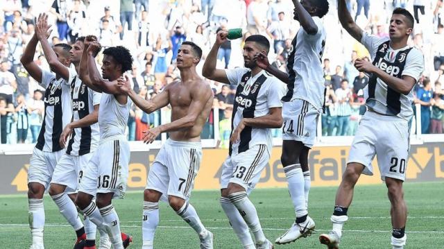 Juventus championne