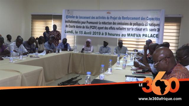 Vidéo. Mali: plusieurs experts réunis autour d'un panel sur l'environnement et la qualité de l'air