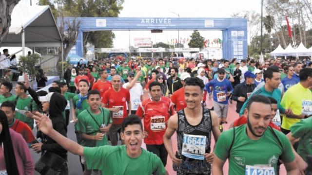 Marathon de Rabat