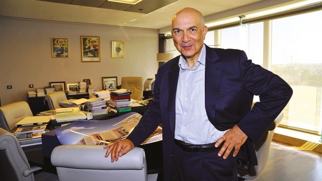 Mostafa Terrab, PDG du groupe OCP