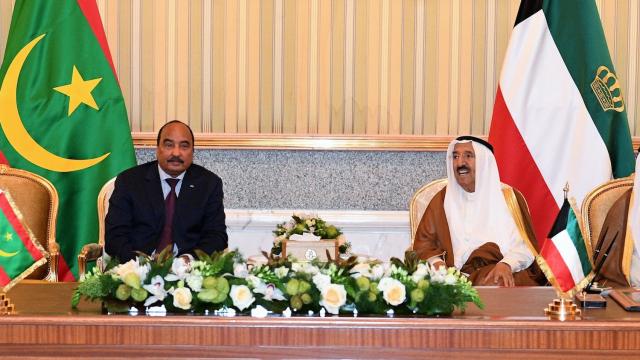 Mauritanie: les enjeux de la visite de ould Abdel Aziz au Koweït