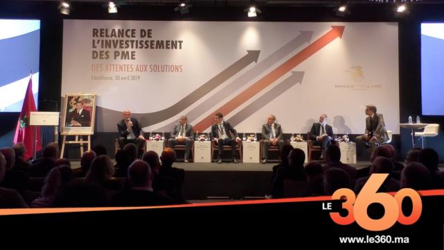 Cover Vidéo - La BCP veut relancer l'investissement des PME