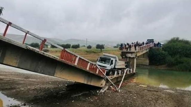 effondrement pont