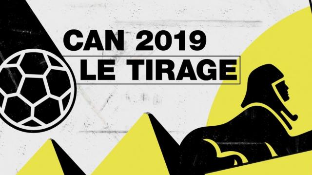CAN 2019. voici les six poules: le Maroc hérite du groupe de la mort