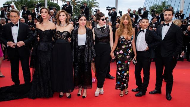 Loubna Abidar Cannes 2019