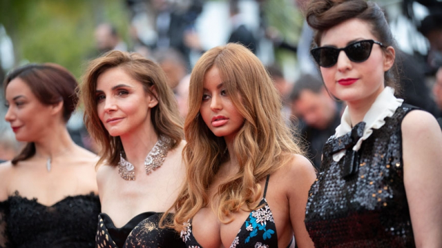 Loubna Abidar 3 Cannes 2019