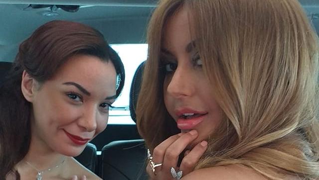 Loubna Abidar et Zahia