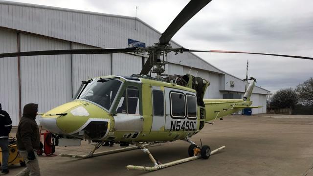 #Bell412EPI