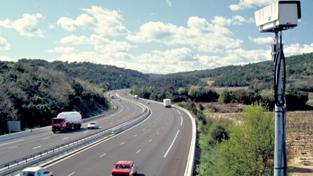 Caméra autoroute