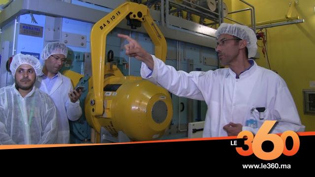 Cover_Vidéo: Le360.ma •اكتشفوا مركز الوطني للطاقة والعلوم والتقنيات النووية