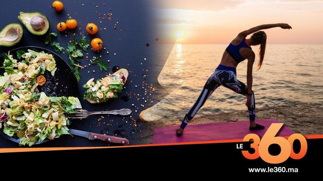 Cover_Vidéo:  Le360.ma • Que faut-il manger au shour avant une séance d'entrainement ?