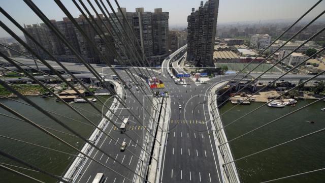 L'agype inaugure le plus large pont suspendu du monde