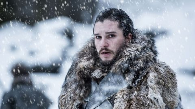 Kit Harington alias Jon Snow