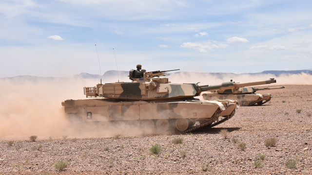 l'armée Ouarzazate