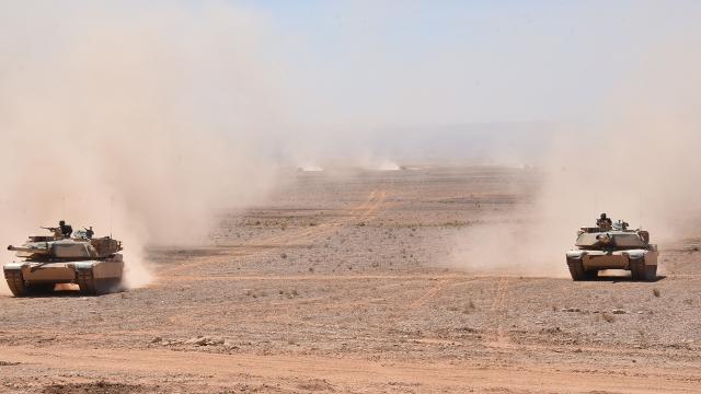 l'armée Ouarzazate 3