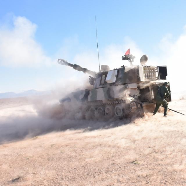 l'armée Ouarzazate 5