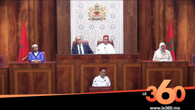 Cover Vidéo - العثماني ينوه بحصيلة نصف الولاية الحكومية أمام البرلمان