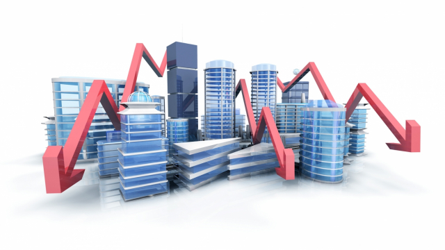 Immobilier en crise