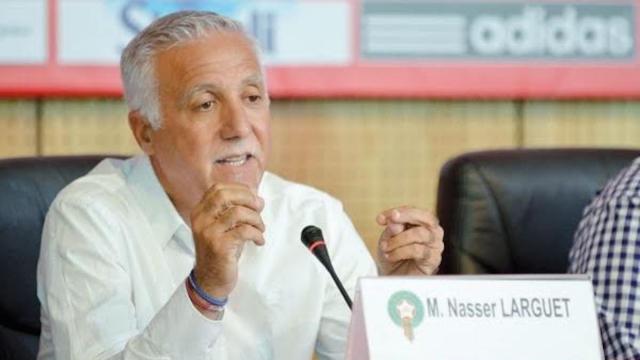 Nasser Larguet FRMF