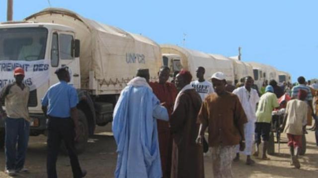 rapatriement des déportés mauritaniens
