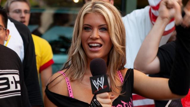 Ashley Massao Catch WWE
