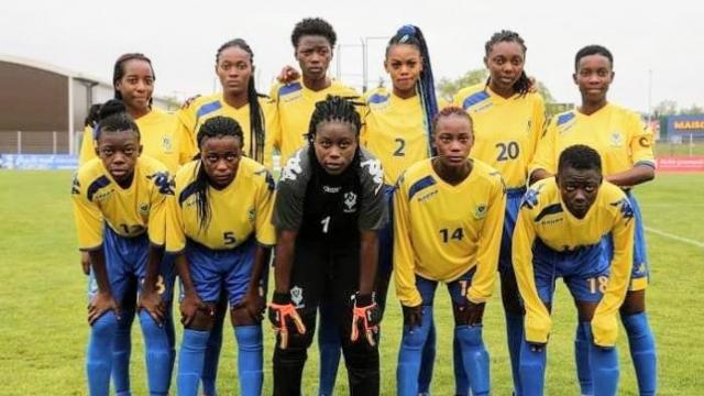 Equipe de gabon féminine