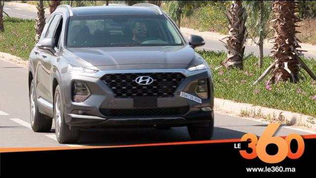 Essai nouveau Hyundai Santa Fe
