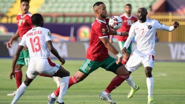 Maroc v  Namibie