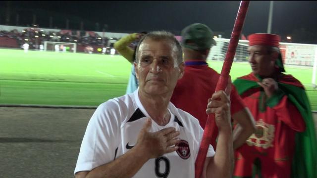 Ahmed Faras jubilé