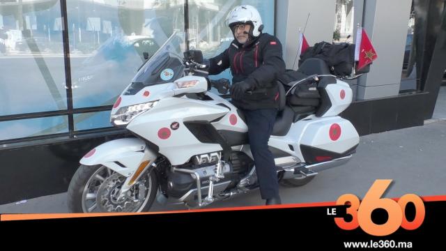 Cover Vidéo - Abdelghani Aboufirass: le globe-trotter qui aspire à tutoyer le Pôle Nord