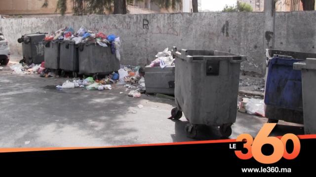 Cover Vidéo - Casablanca: collecte des déchets ce qui attends les nouvelles sociétés