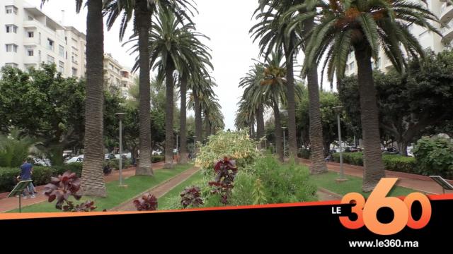 Cover Vidéo - Casablanca: des parkings en lieux et places d'espaces verts