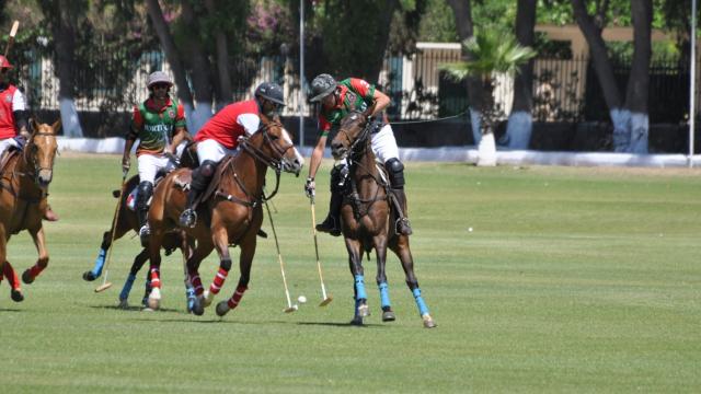 Finale du trophée internationale Mohammed VI de Polo 2