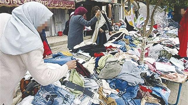 Contrebande de vêtements