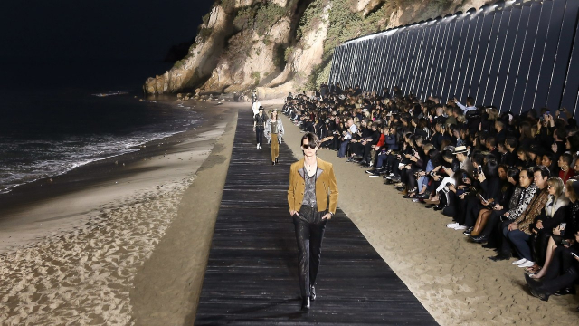 Saint Laurent à Malibu 4
