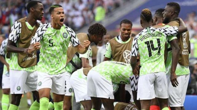 Nigéria Super Eagles