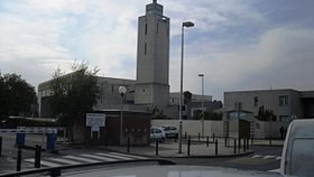 mosquée d'Évry
